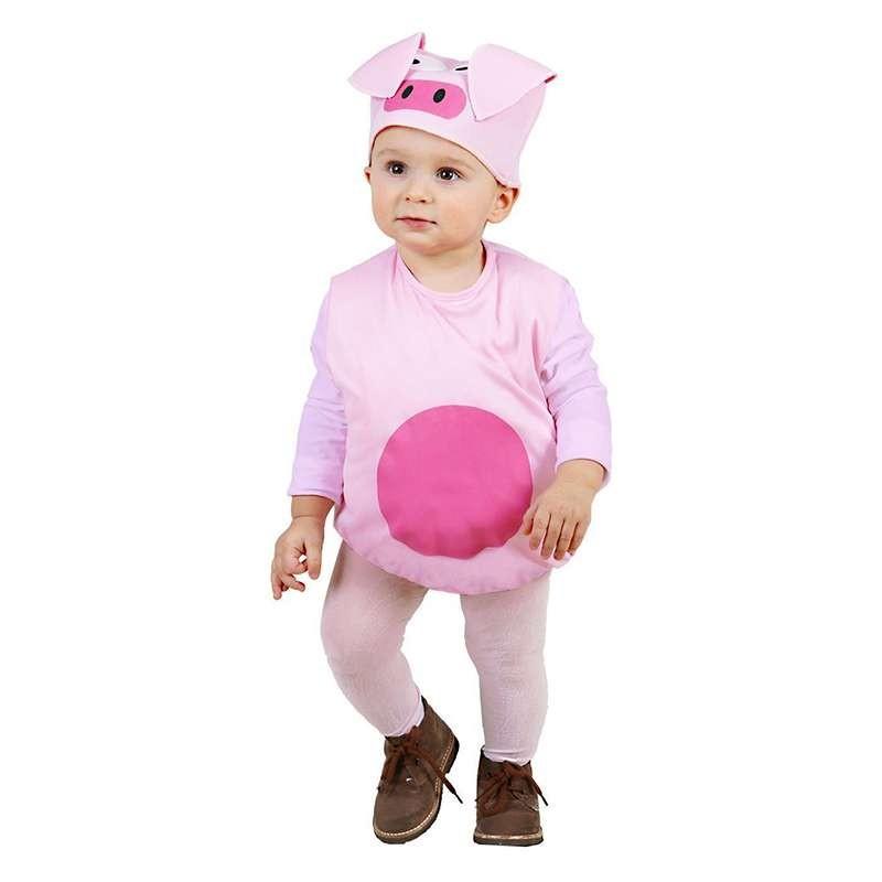 Costume maialino costume per bambini for Maialino disegno per bambini