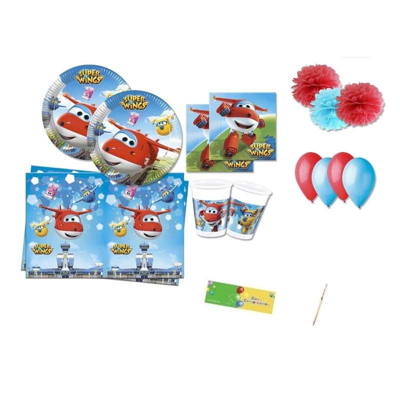KIT N.49 SUPER WINGS - SET FESTA JETT