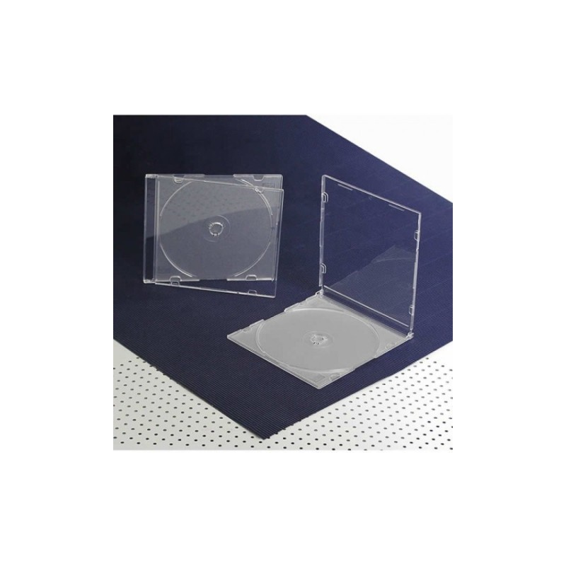 ICA-CD O1 TR 50 X CUSTODIA SINGOLA CD/DVD OEM