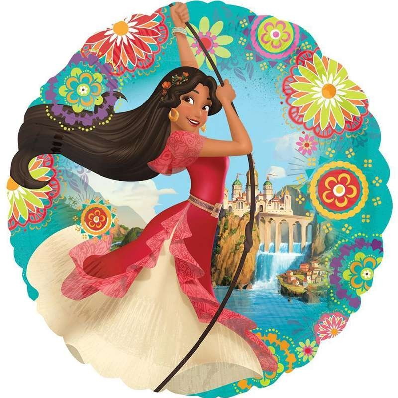 PALLONCINO FOIL - ELENA OF AVALOR