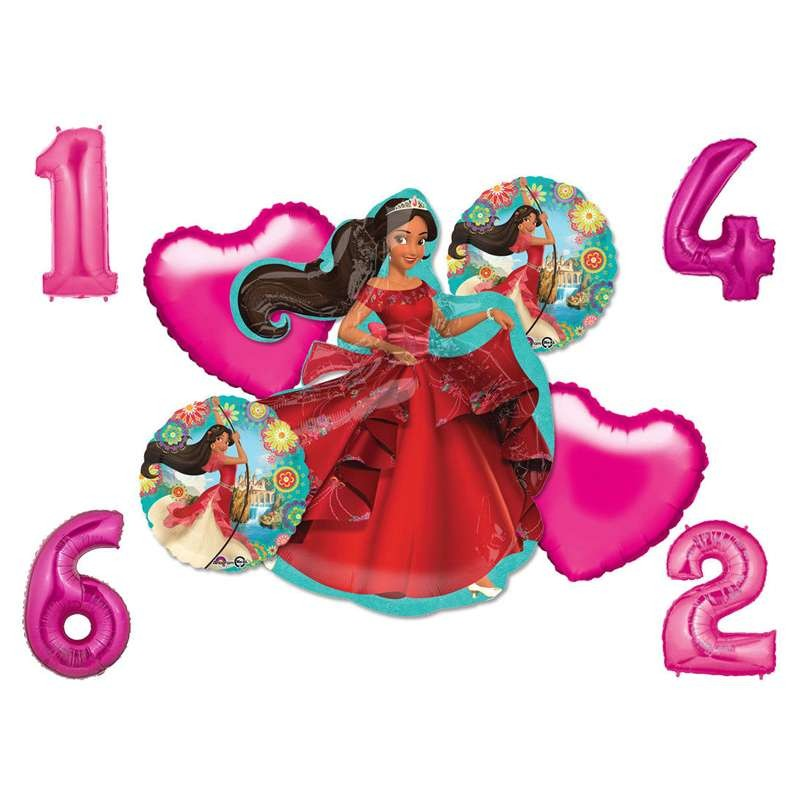 BOUQUET ELENA OF AVALOR - CON NUMERO FOIL