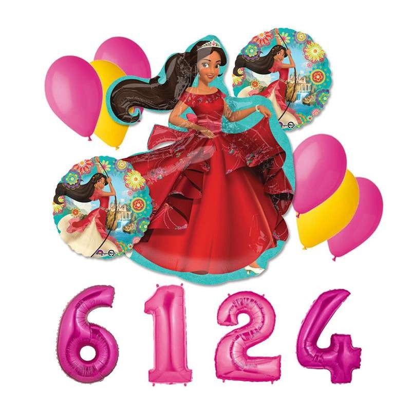 BOUQUET PALLONCINI N.4 - ELENA OF AVALOR