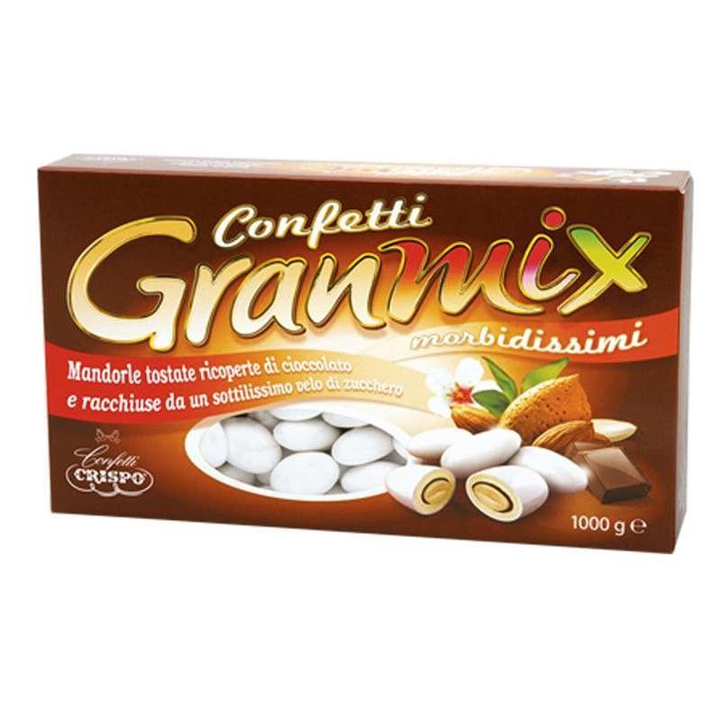 CONFETTI SNOB GRANMIX - CON MANDORLA E CIOCCOLATO