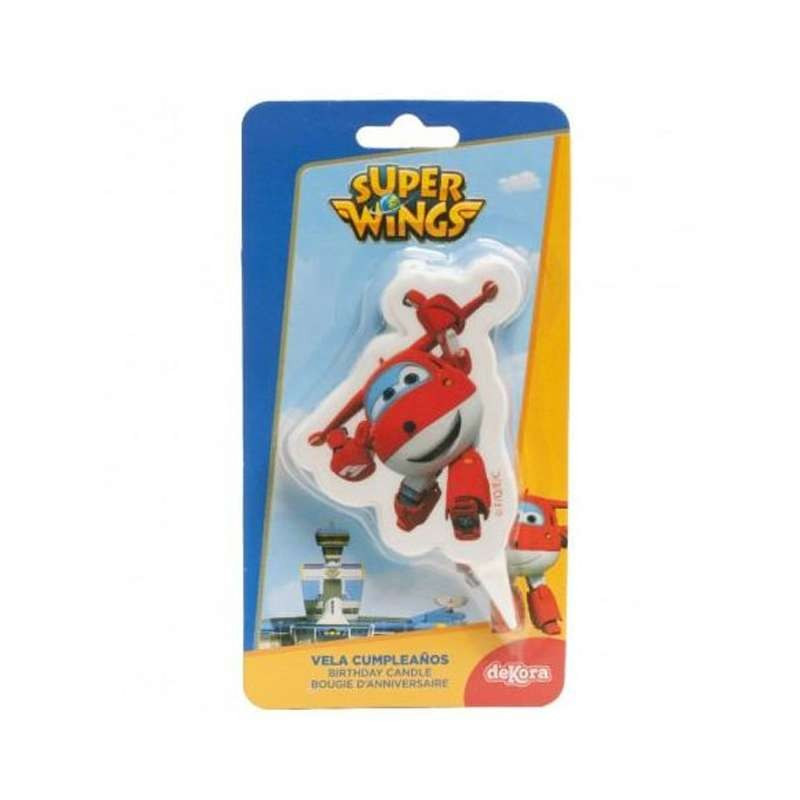 CANDELA SAGOMATA SUPER WINGS - JETT