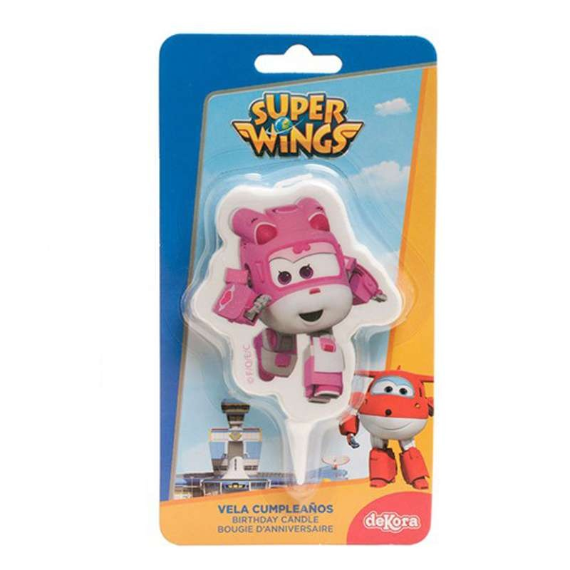CANDELA SAGOMATA SUPER WINGS - DIZZY