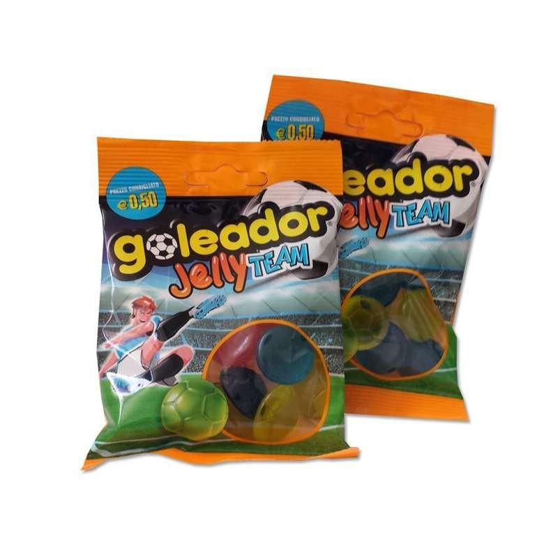 GOLEADOR JELLY TEAM - CARAMELLE GOMMOSE FRUTTA