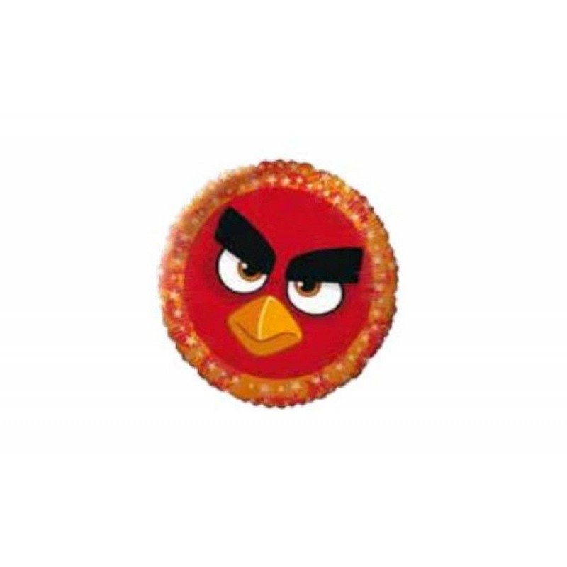 PALLONCINO FOIL ANGRY BIRDS NEW