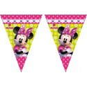 KIT COMPLETO 40 PERSONE COMPLEANNO MINNIE BOUQUET DISNEY