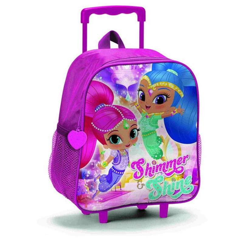 0fad73f40d Zainetto trolley shimmer and shine - scuola materna