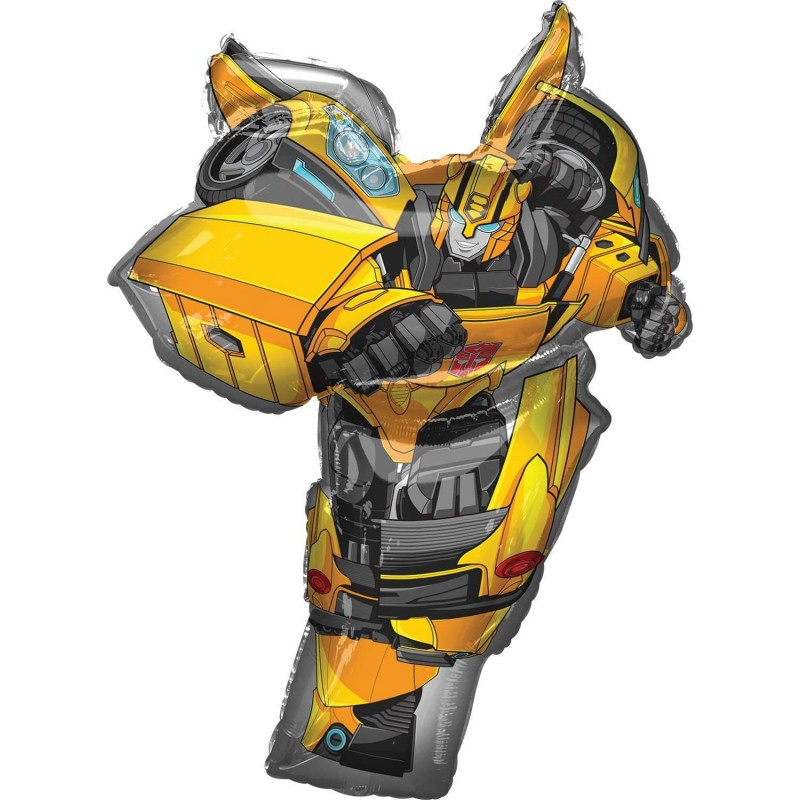 SUPERSHAPE TRANSFORMERS - PALLONCINO BUMBLE BEE