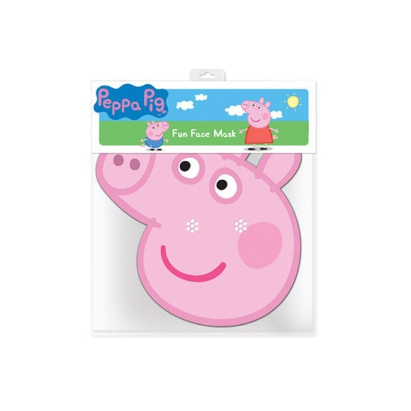 6 MASCHERINE DI CARTA PEPPA PIG