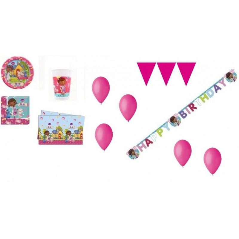 dottoressa peluche kit compleanno