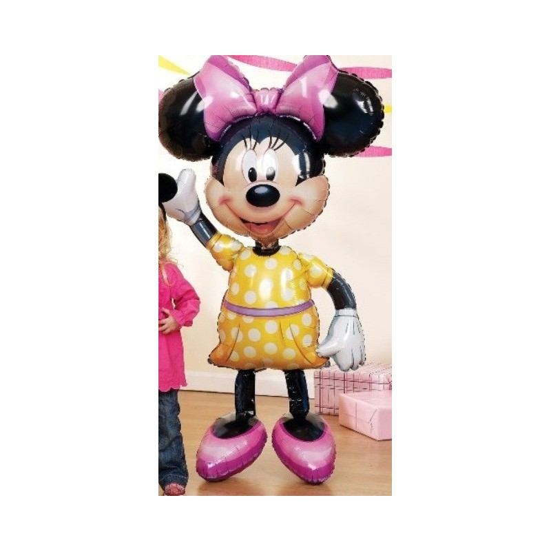 08319 PALLONE GRANDE CAMMINANTE MINNIE DISNEY