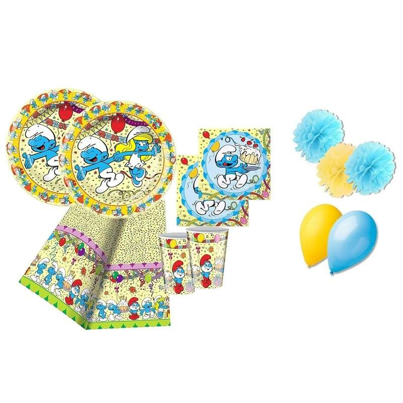 KIT N.49 PUFFI NEW - SET TAVOLA PER PARTY