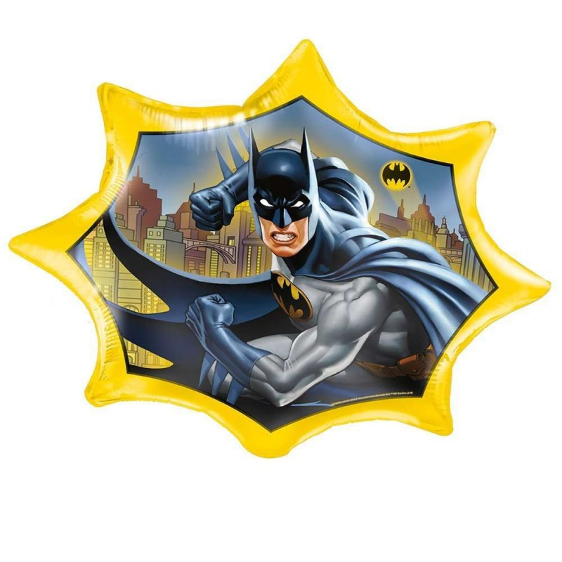 SUPERSHAPE BATMAN - PALLONCINO PER FESTE