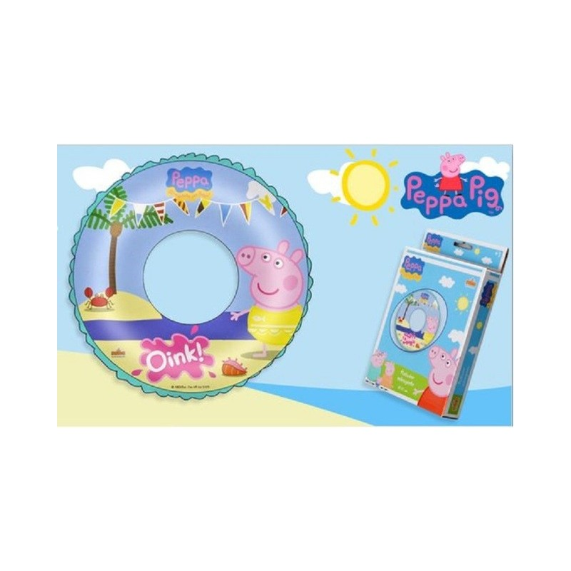 SALVAGENTE MARE PISCINA PEPPA PIG
