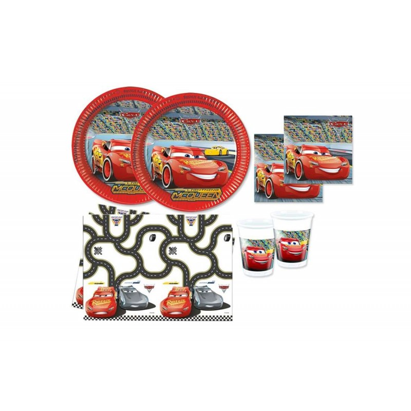 kit compleanno cars