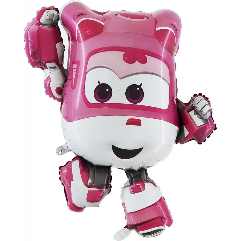 PALLONCINO FOIL DIZZY – SUPER WINGS
