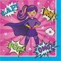 KIT N.30 SUPER HEROES GIRLS - ARTICOLI PER LA TAVOLA