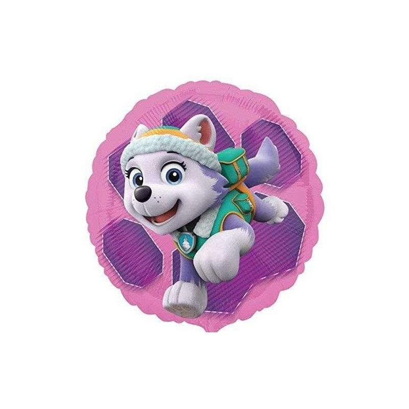 PALLONCINO EVEREST FOIL - SUPERSHAPE PAW PATROL