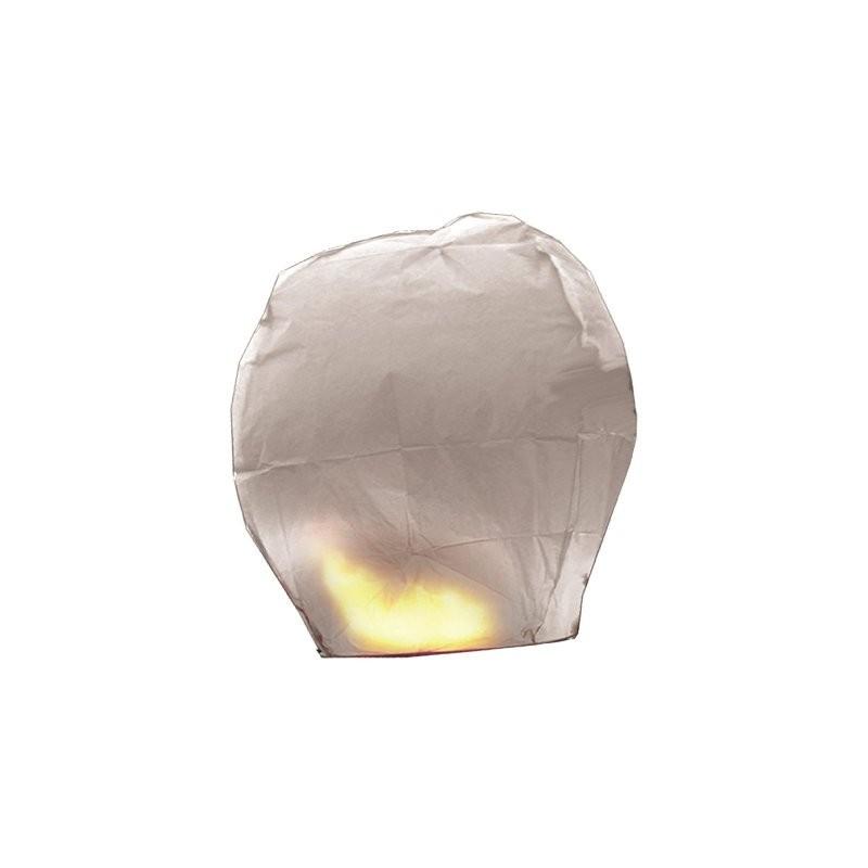 Lanterne volanti bianche for Lanterne bianche