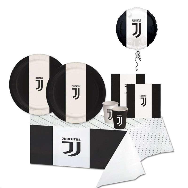 la vendita di scarpe un'altra possibilità aspetto estetico Kit n.10 juventus - accessori tavola per tifosi bianco neri