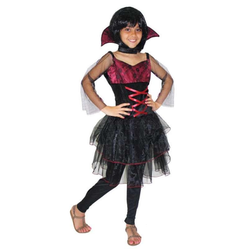 store alta qualità massima qualità Costume vampira - vestito originale per halloween