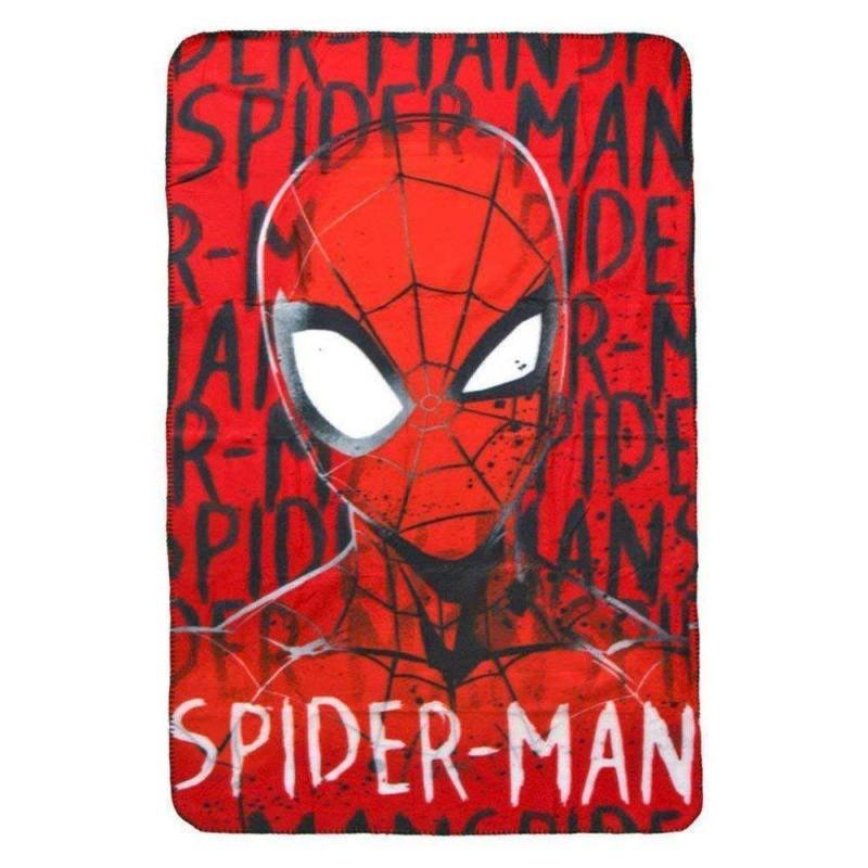 release date 8ea71 96dde Coperta di pile spiderman - coperta calda per bambini uomo ragno