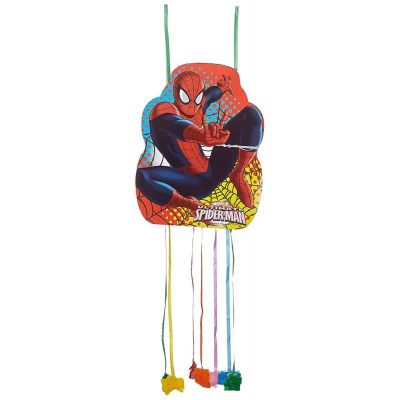 Pignatta Spiderman profilo Comic - da riempire di caramelle