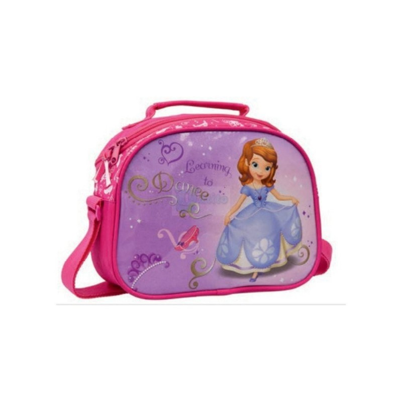 9656301 BORSA SHOPPING VIOLETTA LOVE DISNEY