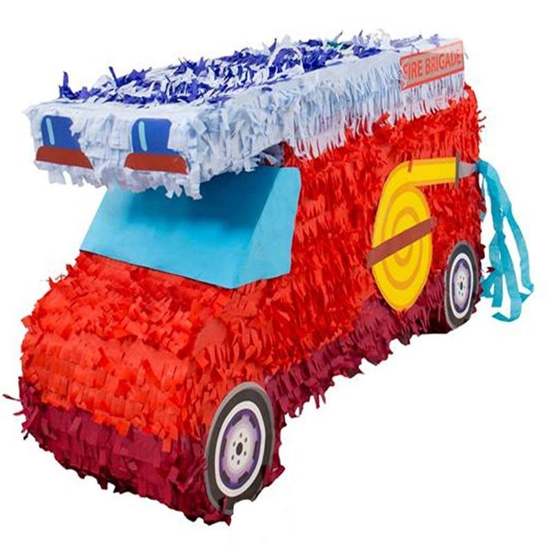 Pignatta camionetta dei pompieri - camion vigili del fuoco