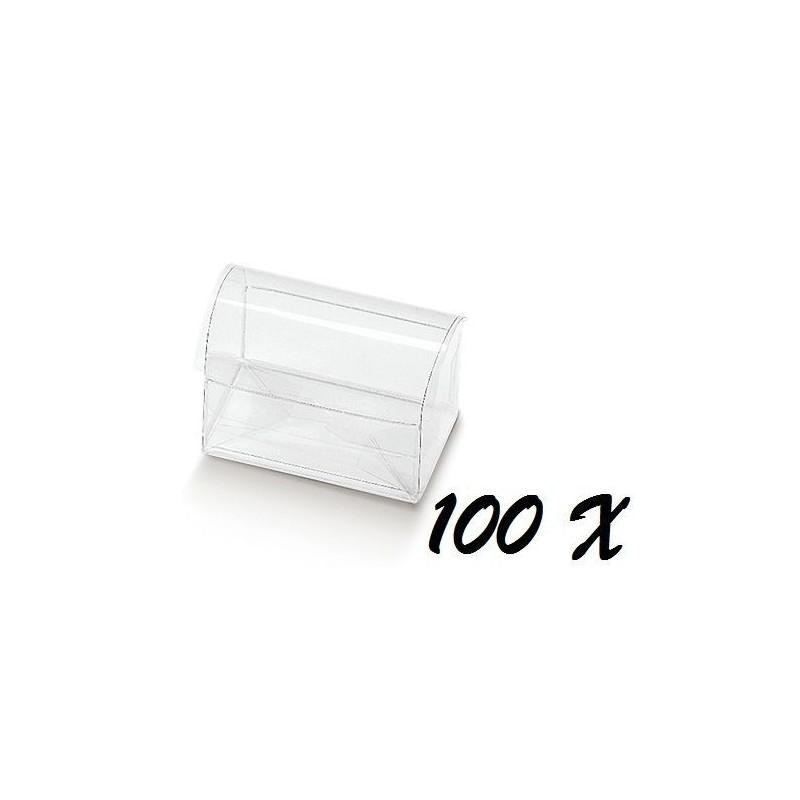 100 COFANETTI PORTACONFETTI 09501
