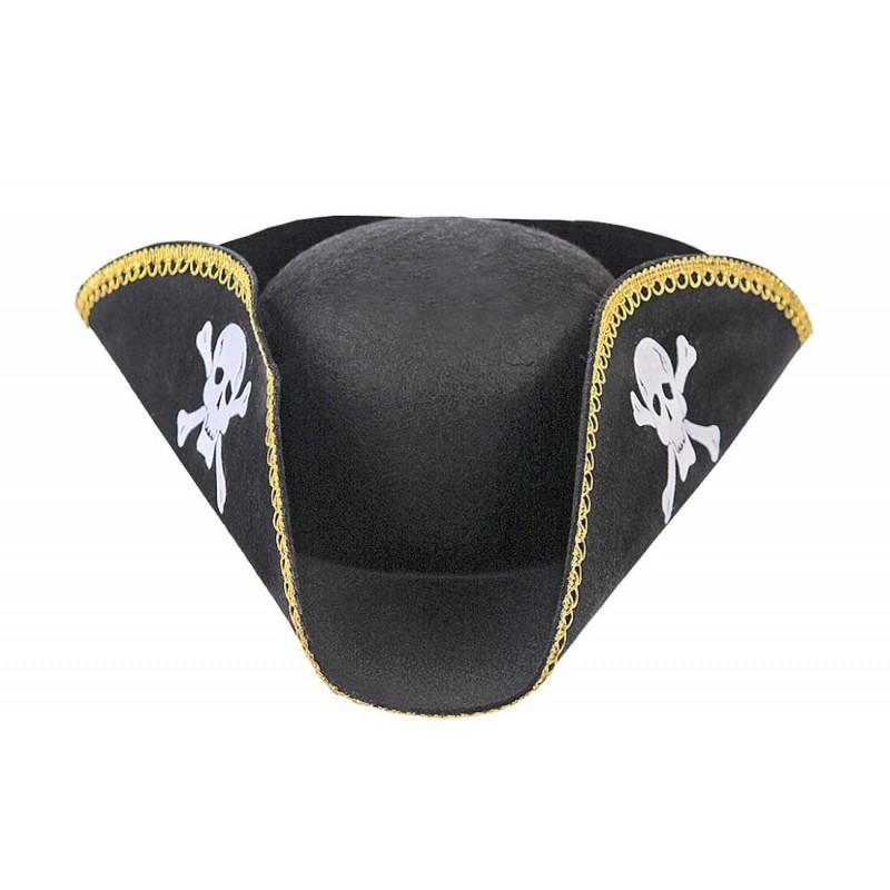carino economico taglia 40 vari design Cappello da pirata per travestimenti di carnevale