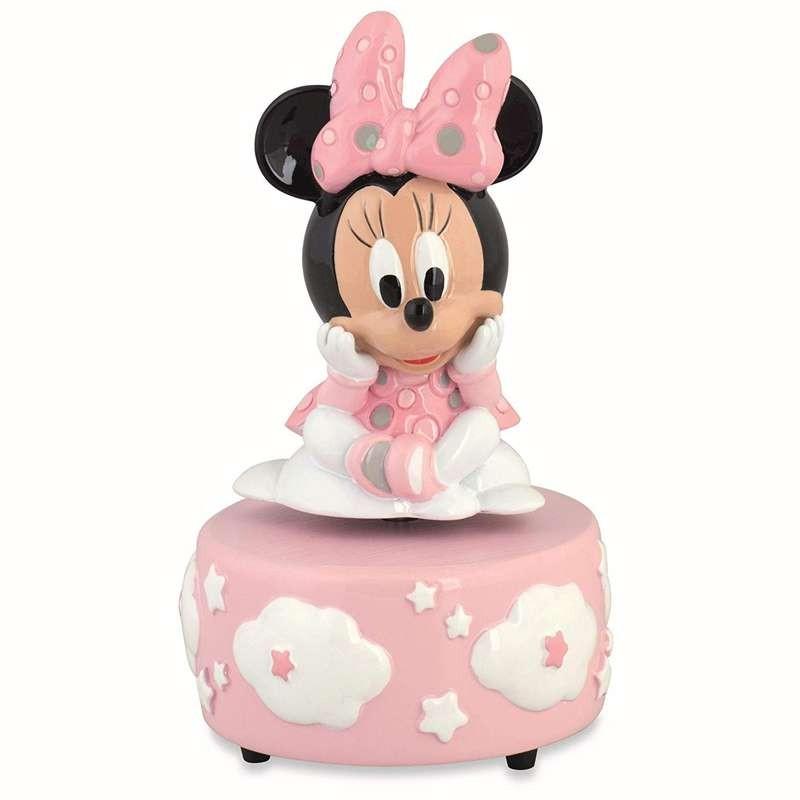 Carillon Minnie baby bomboniera bambina