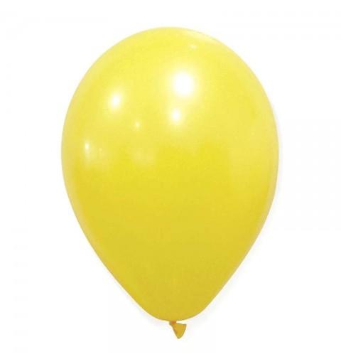 Palloncini gialli g90 - 20 pz