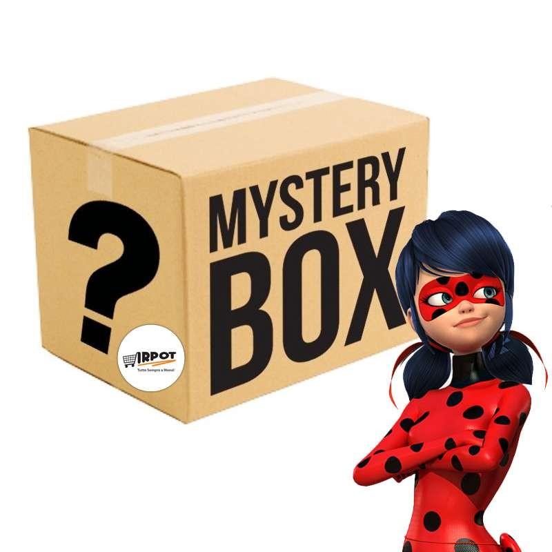 Mistery box Ladybug - scatola delle sorprese
