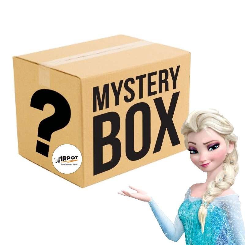 Mistery box Frozen - scatola misteriosa delle sorprese