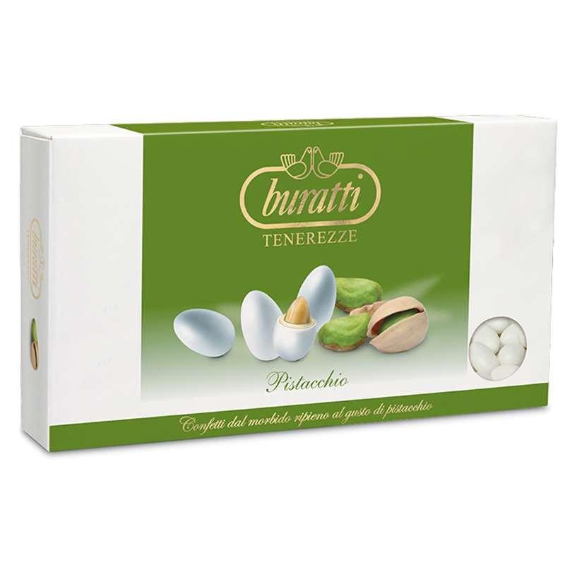 Confetti Buratti al pistacchio