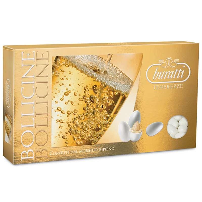 Confetti Buratti bollicine champagne