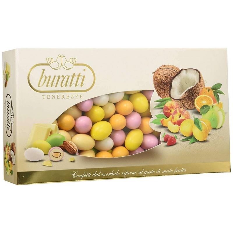 Confetti Buratti tenerezze frutta