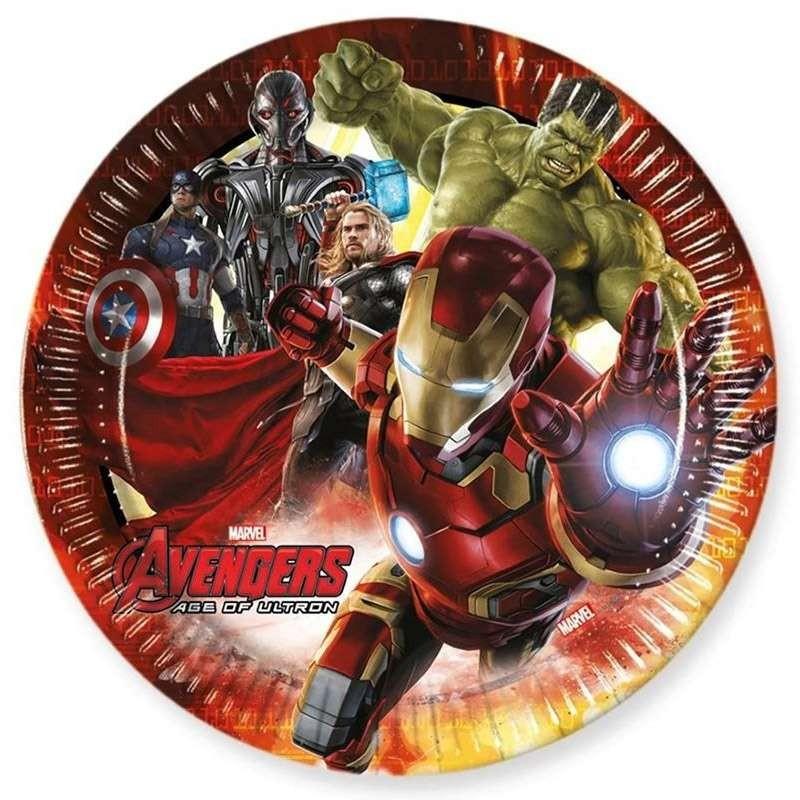 Piatti Avengers 2