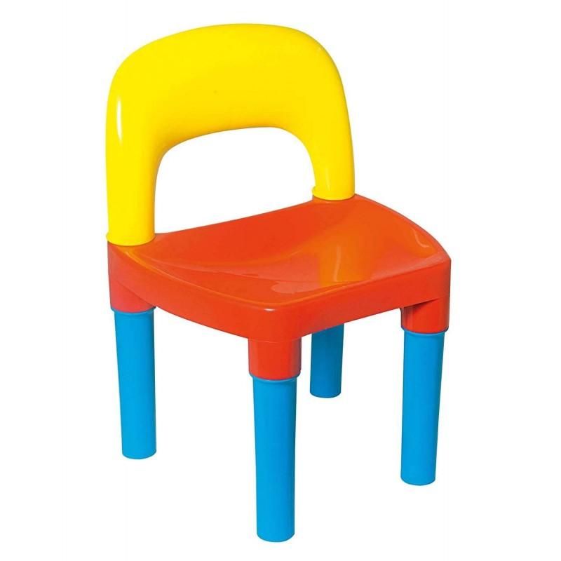 Sedie Di Plastica Colorate.Sedia Per Bambini Di Plastica Colorata