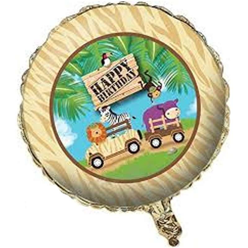 Foil safari