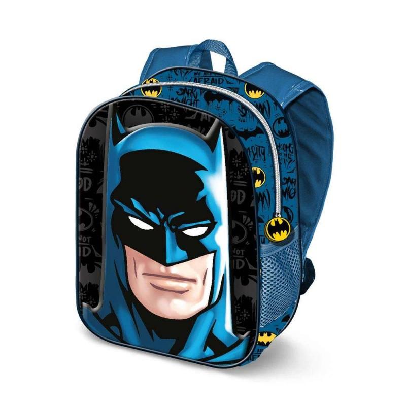 sito affidabile ced3c 15bf6 Zaino Batman 3D asilo