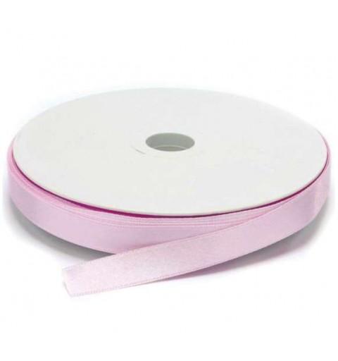 Nastrino rosa di raso 2 cm