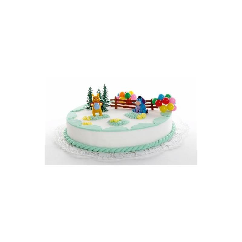 Decorazioni torta winnie the pooh - Decorazioni per torte di carnevale ...