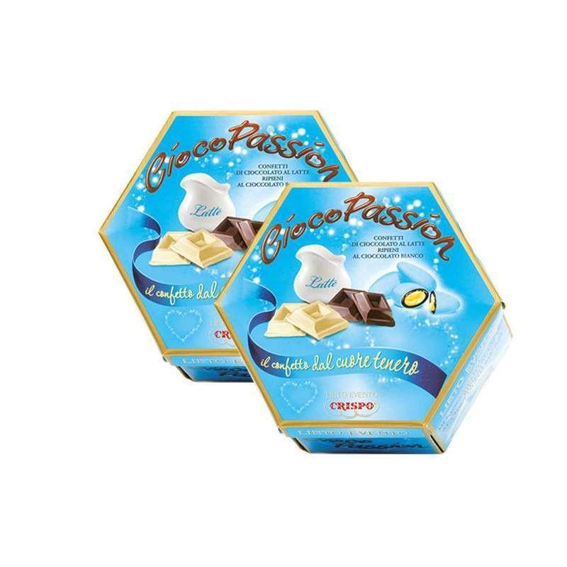 Confetti ciocpassion latte celeste