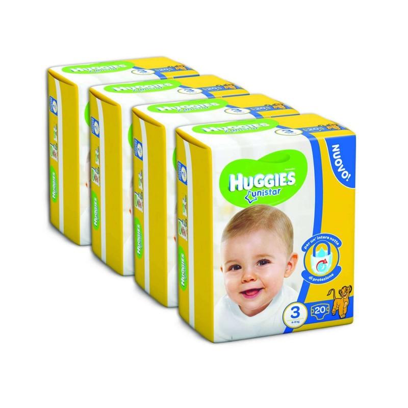 Pannolini Huggies