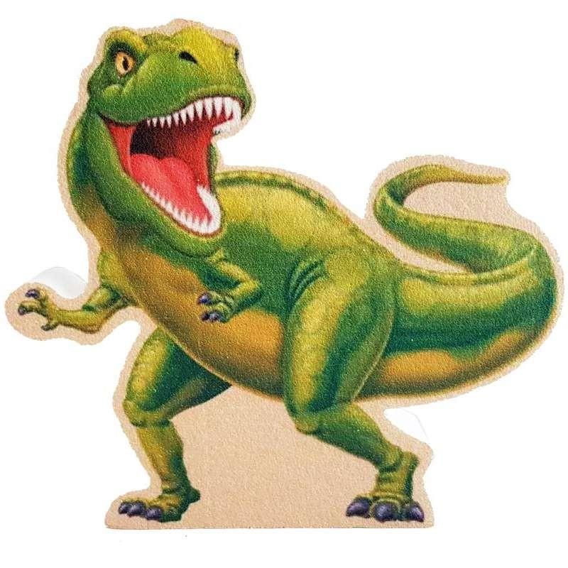 T-rex dinosauro di polistirolo centrotavola