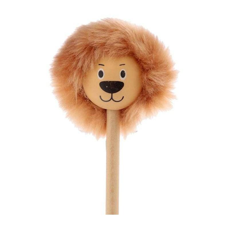 Matita leone con criniera